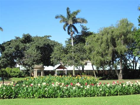 Durban Botanical Gardens Durban Botanic Gardens Durban South Africa Modern Overland