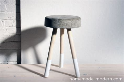 Concrete Stool Diy by Modern Ep8 5 Stool