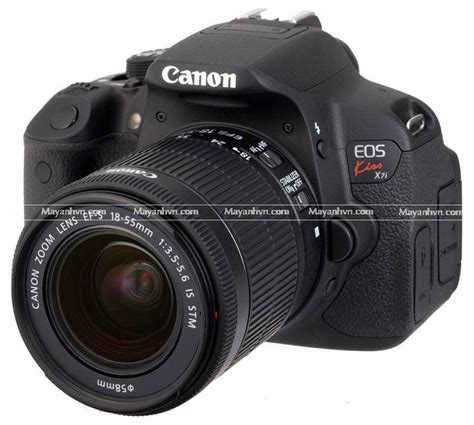 Kamera Canon Eos X7i canon eos x7i kit ef s 18 55mm is stm