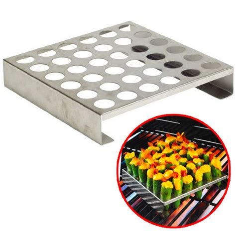 Pepper Grill Rack by 8 8 Large Stainless Steel Jalapeno Pepper Grill Rack