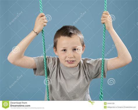 boy swing boy on swing royalty free stock images image 24441729