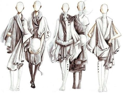 draping sketches 454 best images about fashion illustrations on pinterest