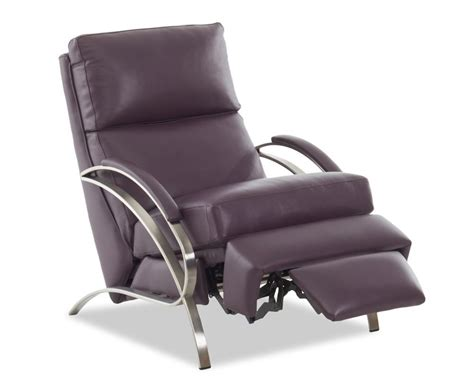 comfort design leather recliner comfort design spiral recliner clp503 leatherfurniture