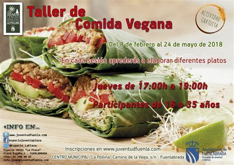 taller cocina madrid taller de comida vegana en fuenlabrada madrid vegano