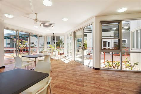 design guidelines aged care facilities yaandina frail aged care facility wes group