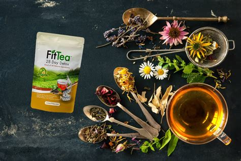 How Does Fit Tea Detox Work by Fit Tea Review Does Fit Tea Actually Work