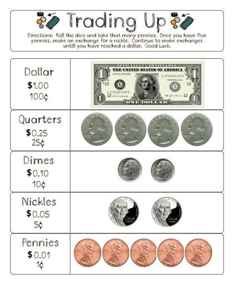 printable money games trading up money math game printable math games