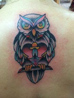 tattoo owl anchor here are tattoos 25 easy on the eye marine corps emblem