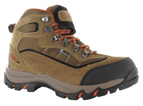 mens hi tec walking boots hi tec keswick waterproof walking hiking trail mens ankle