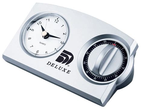 Desk Top Timer by Retro Desktop Clock Mechanical Timer
