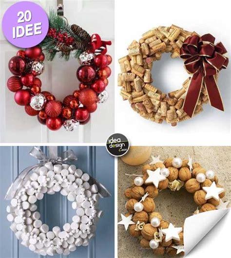 Bricolage Di Natale Per Bambini by Oltre 25 Fantastiche Idee Su Ghirlande Di Natale Su