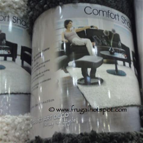 carpet art deco comfort shag costco sale carpet art deco comfort shag area rug 249 99