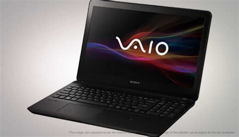 Sony Svf 14212 sony vaio fit 15 svf15a15snb price in india specification