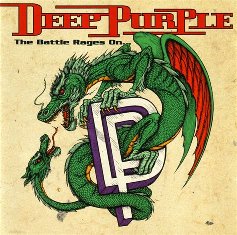 Age Of Rages On With Twisted Battle by Purple The Battle Rages On Cd Album At Discogs