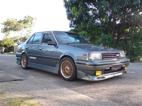 nissan sunny 1986 modified lame jai 1986 nissan sunny specs photos modification