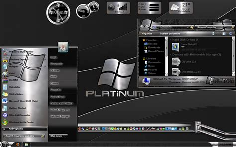 theme windows 10 pack windows 7 signature edition mega theme pack windows 7