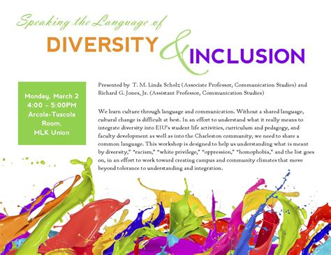 event pattern language eastern illinois university making excellence inclusive