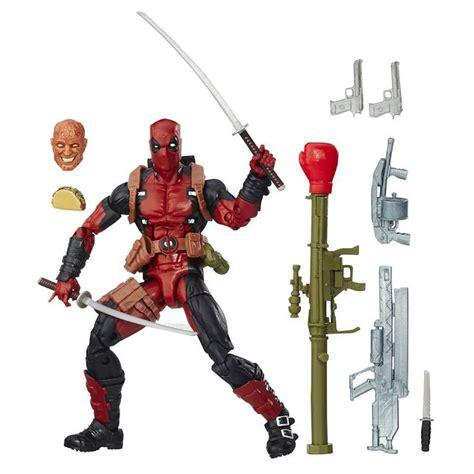 deadpool toys deadpool marvel legends figure juggernaut series at cmdstore