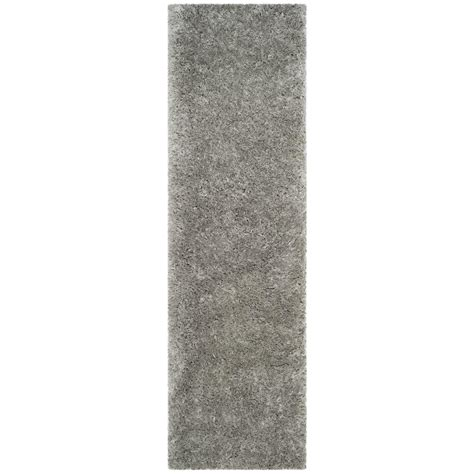 Polar Rug Value by Safavieh Polar Shag Silver 9 Ft X 12 Ft Area Rug Price Tracking