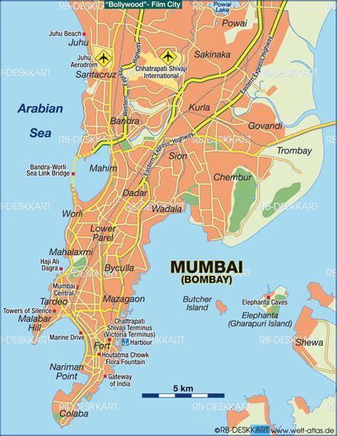 Raquel Ritz Travel: Mumbai maps- India