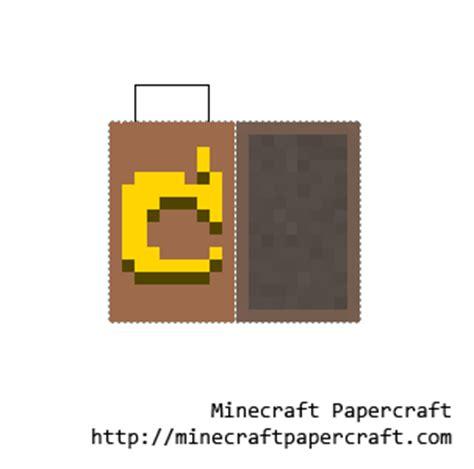 Minecraft Papercraft Cape - papercraft mojang cape