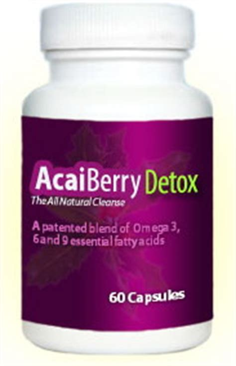 Acai Detox Reviews by Acai Berry Detox Reviews