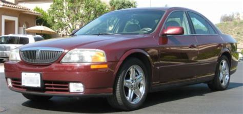 find used 2001 lincoln ls sport sedan rare v6 5 speed manual in prescott valley arizona united buy used 2001 lincoln ls heavily optioned with rare getrag manual transmission in moorpark