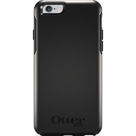 Hello Chef Series Iphone 6 6s otter box symmetry series for iphone 6 6s black 77 50225 b h