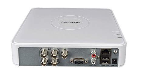 Dvr Cctv Hikvision new cctv dvr hikvision ds 7104hc e1 with audio ports