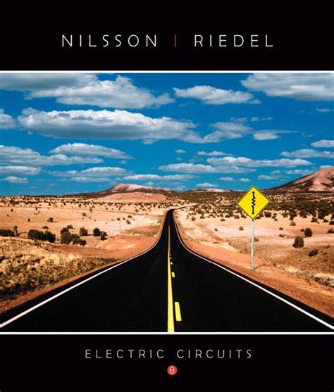 electric circuits nilsson nilsson riedel electric circuits pearson