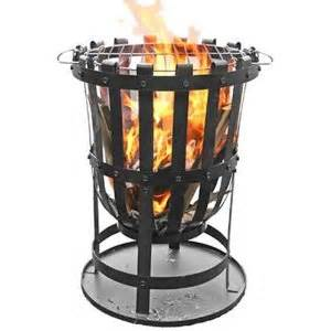 Wood Burning Outdoor Grill