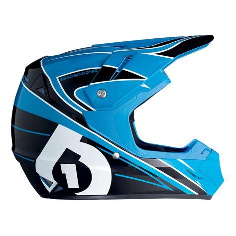 sixsixone motocross helmets sixsixone 2014 comp blue black motocross helmet 661 off