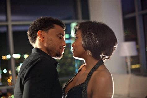 michael ealy romance movies michael ealy taraji p henson are hotter than hot
