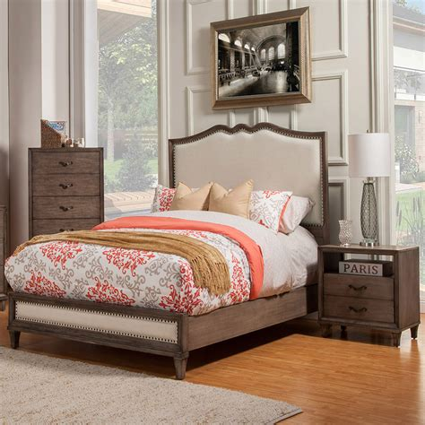 charleston bedroom set antique gray dcg stores