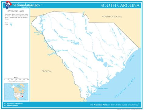 interactive map of carolina south carolina state maps interactive south carolina