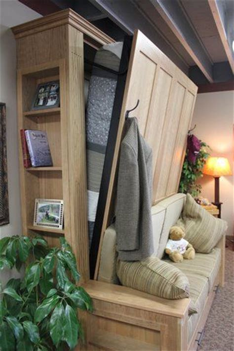 tiny house murphy bed murphy beds montana and sofas on pinterest