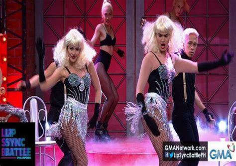 philippines in sync gabru winner sa kanilang burlesque performance sa lip