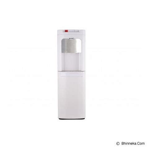 Water Dispenser Sharp Indonesia jual sharp stand water dispenser swd 72ehl wh murah