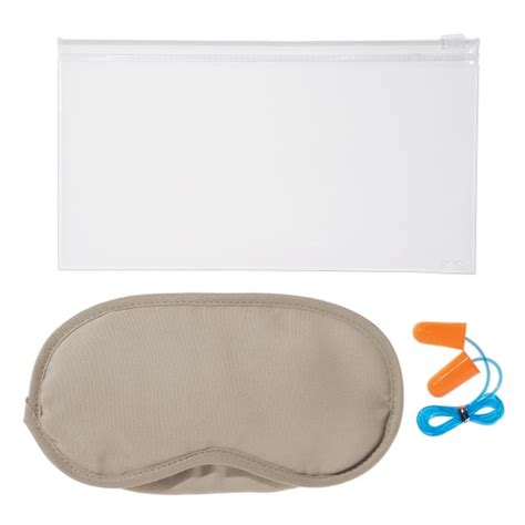 Ear Eye Mask ear plugs and eye mask set