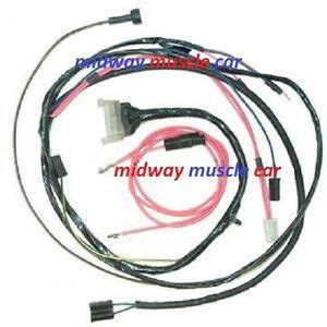 Engine Wiring Harness 64 Chevy Impala Bel Air Biscayne Ss