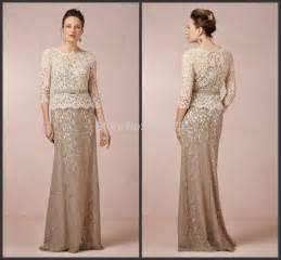 Vestido de madrinha vintage custom mother of the bride dresses lace