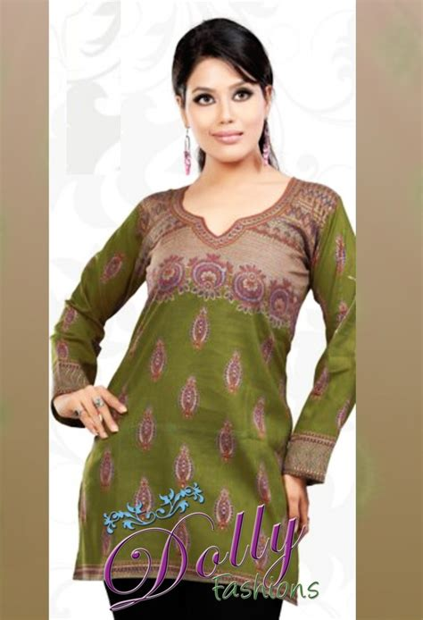 Tunik Style Rin 51 best cotton kurti indian tunic tops images on tunic tops indian jewelry and
