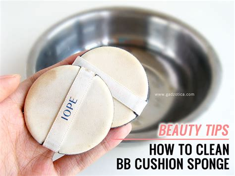 How To Clean A Cushion by Gadzotica October 2015