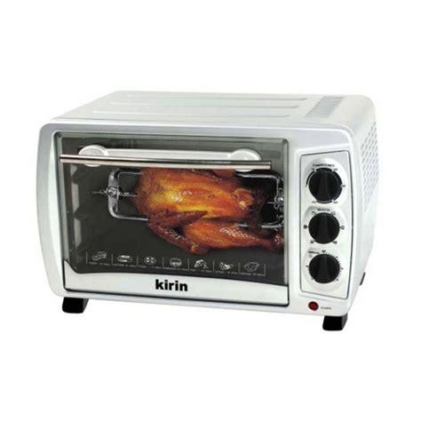 Microwave Oven Kirin jual kirin kbo 250ra oven elektrik 25 liter putih
