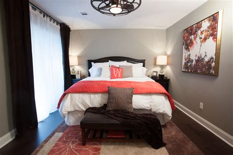 property brothers bedroom designs dionna and natasha dionna s master bedroom with savoy house alsace fan d lier