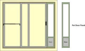 Pet Doors For Glass Sliding Doors Pet Doors Usa Easy Fit Patio Panels Door For Sliding Glass Door