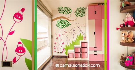 arreda stickers camaleon stick arreda con creativit 224 wall stickers