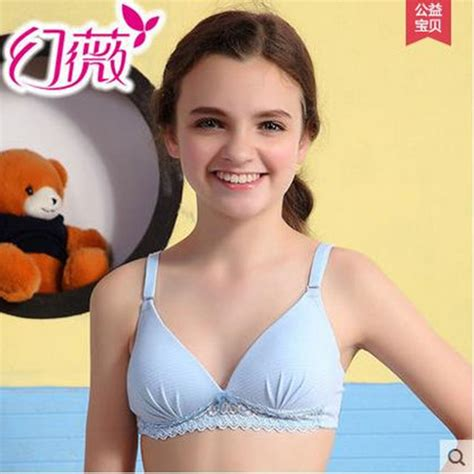 Bra Set 8708 Remaja Junior kaqi bra thin cotton adjustable