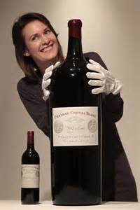 most expenisve bottle of wine wine sets world record
