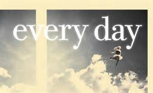 every day of my a memoir books every day by david levithan abe 2014